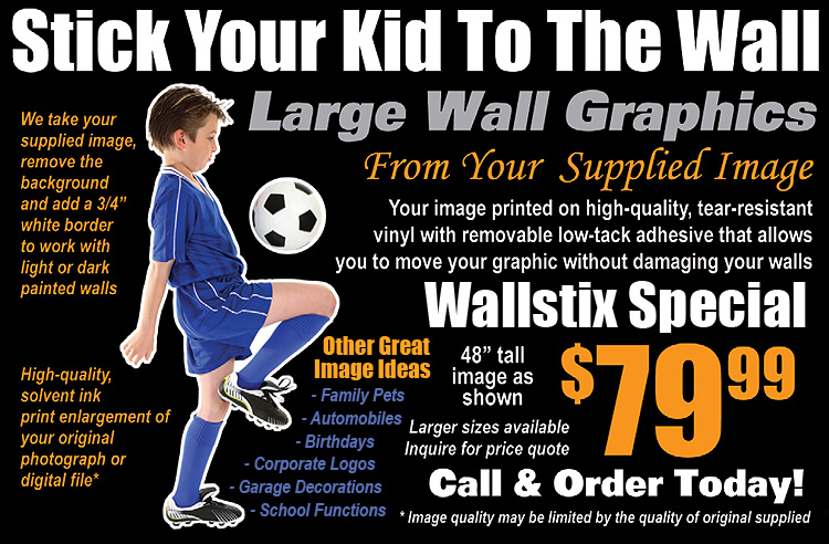 WallSTIX December Special